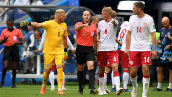 Denmark 1 - 1 Australia: Socceroos Earn First Point After Another Controversial VAR Decision