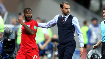 image of gareth southgate's notes suggest man city & spurs stars will miss england's panama clash