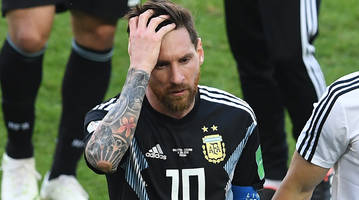 world cup daily podcast: can lionel messi get argentina back on track against croatia?