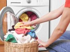 common laundry mistakes that leave clothes with holes and stains