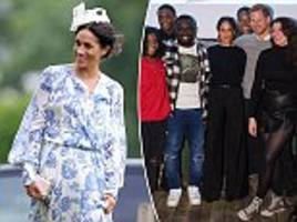 How championing M&S makes Meghan seem more accessible
