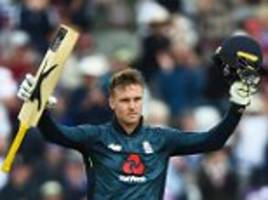 jason roy calls for england to continue to impress as they close in on whitewash of australia
