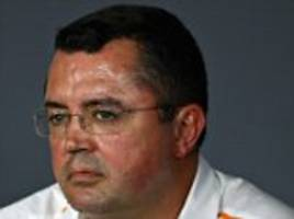 mclaren racing director eric boullier lashes out at critics during heated press conference