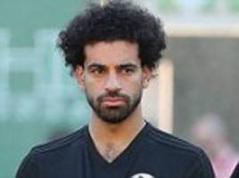 mo salah will not leave world cup early, says egypt fa president