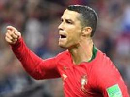 the criteria that will decide how spain and portugal finish in group b