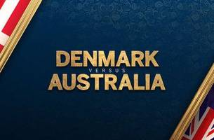 full match replay: denmark vs. australia
