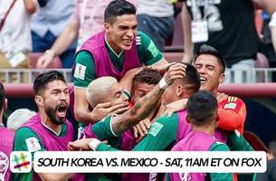Why Mexico will seize control of Group F