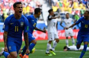 alexi lalas: coutinho is quietly starring at the fifa world cup