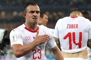 the fifa world cup™ call of the day: srb vs sui glenn davis & cobi jones call xherdan shaqiri's game winner