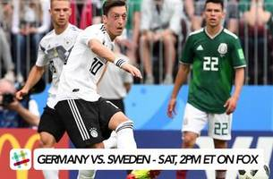 Here's why Germany will win 2-0 vs Sweden