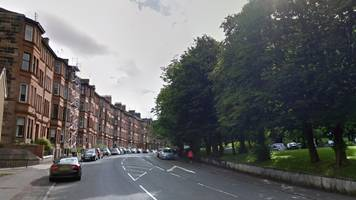 Man arrested after firearms discovery at Glasgow courier company
