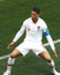cristiano ronaldo: world cup stars reveal what its like to play with real madrid ace