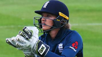 england fitness key for double-header - taylor