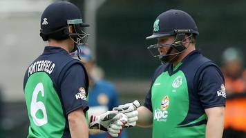 Ireland v India: BBC Sport NI to broadcast audio commentary of both T20I matches
