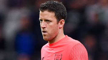 Colin Doyle: Bradford City release Republic of Ireland goalkeeper while he is on holiday