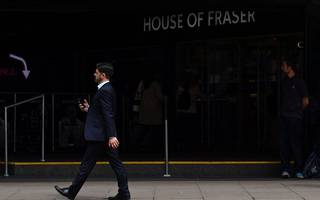 here's how the property industry reacted to house of fraser's cva