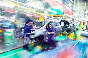 Toyota confirms Derbyshire factory will cease production on one of its models