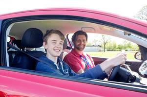 kids as young as 10 can now learn to drive with this course near hull