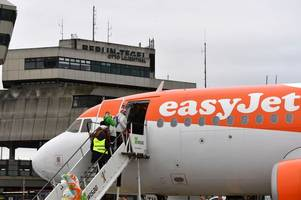 easyjet cancels bristol airport flights this weekend