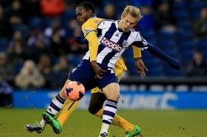 this is how much west brom will have to pay to pip leeds to striker
