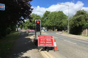burst water main adds misery for new waltham businesses already hit by roadworks