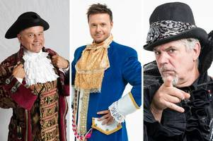 Emmerdale icon, Neighbours star and boyband singer unveiled as stars of Grimsby's pantomime