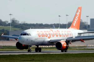 these easyjet flights to and from bristol airport cancelled this weekend