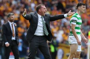 brendan rodgers claims even billy mcneill would get a hard time playing in celtic's defence these days