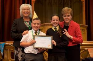 West Lothian pupils triumph in First Minister's Reading Challenge