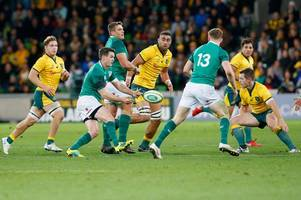 international rugby on tv this weekend: what england and ireland's results will mean for wales