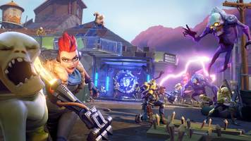 Fortnite's Save the World mode campaign, more updates detailed