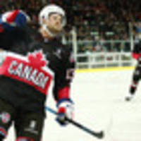 Ice Hockey: New York Rangers' Peter Holland scores hat-trick as Canada top USA