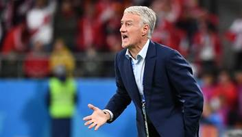 Didier Deschamps 'Very Satisfied' With France Win Despite Poor Performance Against Peru