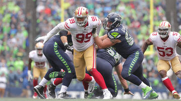 In San Francisco, the NFL's Next Great Defensive Force Emerges
