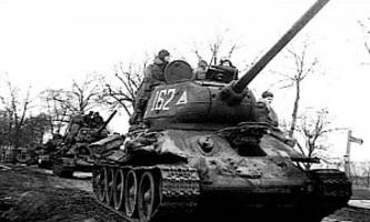 war machines:  red army tanks