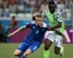 Onigbinde explains what Nigeria 'did differently' to beat Iceland