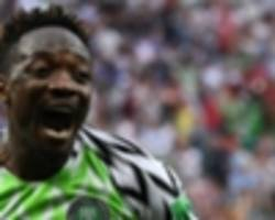 Why Nigeria 'got it right' against Iceland - Ladan Bosso