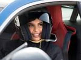 Women can hit the road in Saudi Arabia: Female motorists celebrate the end of country's driving ban