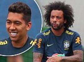 brazil wind down from costa rica win as they turn attention to world cup group decider with serbia