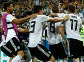 joachim low praises germany for keeping their cool in win over sweden