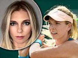 katie boulter's illness cost her but now she's bullish about reaching the very top