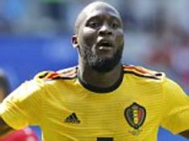 romelu lukaku extends stunning goalscoring record for belgium