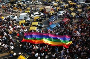20 spectacular photos of cities celebrating lgbt pride around the world