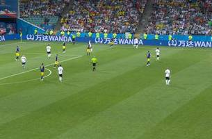 Watch another angle of Marco Reus' clutch equalizer for Germany vs. Sweden