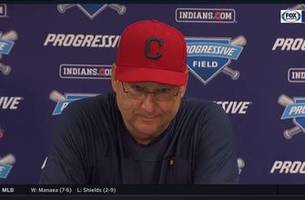 tito can't say enough good things about shane bieber after another great outing