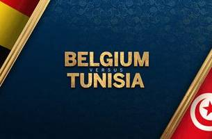 full match replay: belgium vs. tunisia