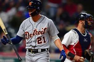 Tigers drop third straight, 10-0 to Indians