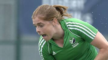 women's international hockey: ireland 1-1 canada