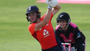 England beat New Zealand after defeat by South Africa