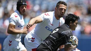 England power past New Zealand in Denver